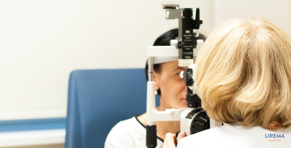Akių korekciją atlieka gydytoja Rasa Jankauskienė
