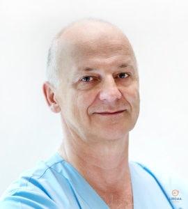Akių ligų gydytojas – mikrochirurgas Arūnas Miliauskas, atliekantis akių operacijas Kauno Liremos akių klinikoje
