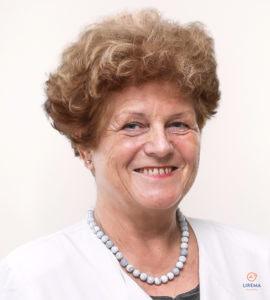 Akių ligų gydytoja – mikrochirurgė Lilija Socevičienė, atliekanti akių operacijas Vilniaus Liremos akių klinikoje