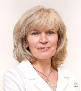 Akių ligų gydytoja – mikrochirurgė Lolita Pošiūnienė, atliekanti akių operacijas Vilniaus Liremos akių klinikoje