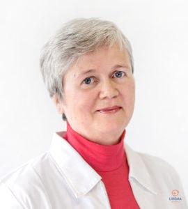 Akių ligų gydytoja Violeta Kuncienė, gydanti akių ligas Klaipėdos Liremos klinikoje